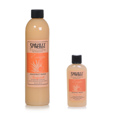 Spazazz Escape Grapefruit Orange Liquid