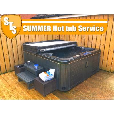 Summer Hot Tub Service