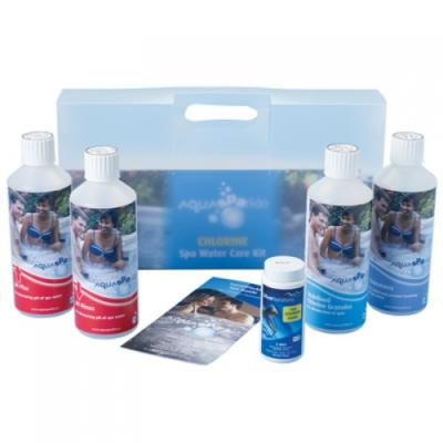 Aquasparkle Spa Chlorine Starter Kit