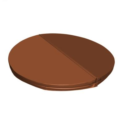 Sunbeach Spas Super Strong Round Cover 2080mm - Brown