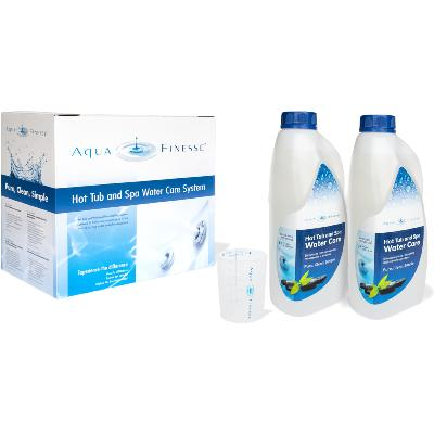 Aqua Finesse Hot Tub Bromine Water Care Box