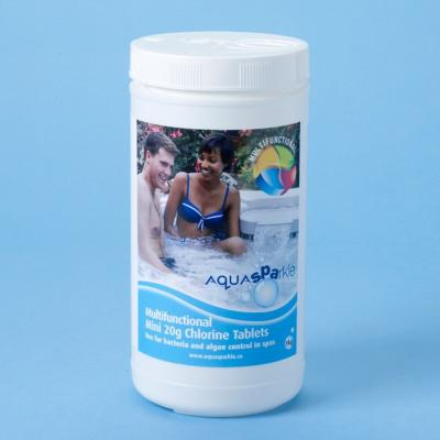 Aquasparkle Multifunctional 20g Chlorine Tablets 1kg