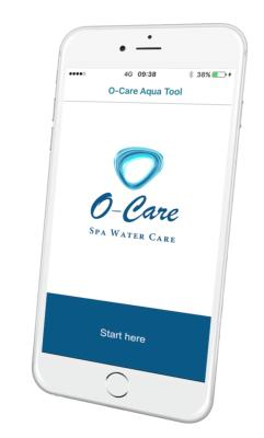 O-Care Spa Water Care App